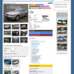 Detailed information of a vehicle.